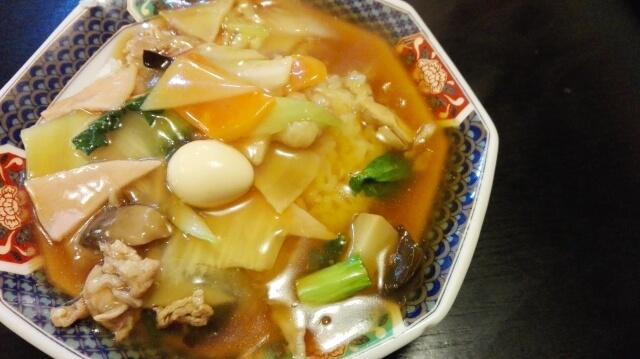 中華丼 画像
