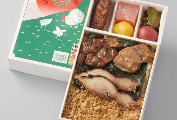鶏めし弁当 商品画像