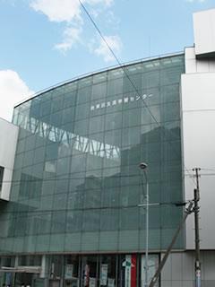 台東区立中央図書館 画像