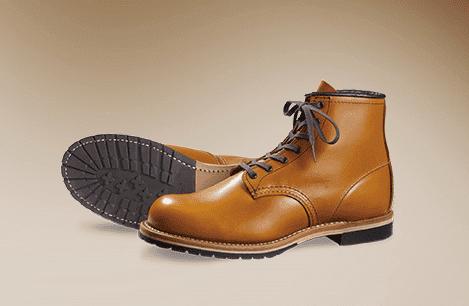 レッドウイング ブーツ画像