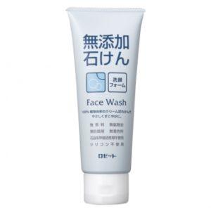 ロゼット『無添加石けん洗顔フォーム』 商品画像