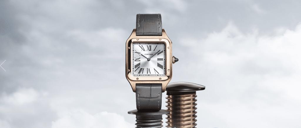 カルティエ 腕時計画像
