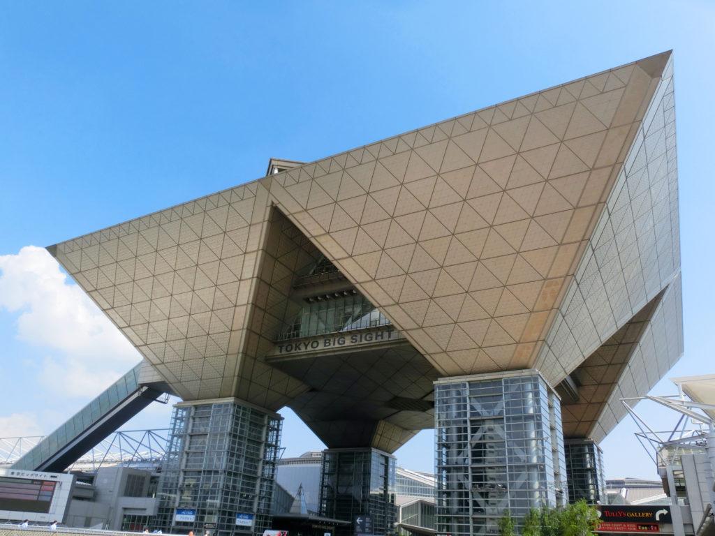 国際展示場(東京ビックサイト) 外観写真