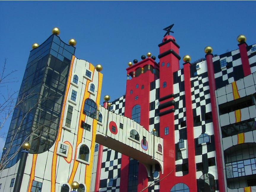 大阪市環境局 舞洲工場 外観写真