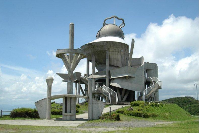 『輝北天球館』 外観写真