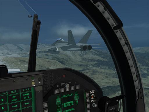 エースコンバット5 ジ・アンサング・ウォー プレイ画像