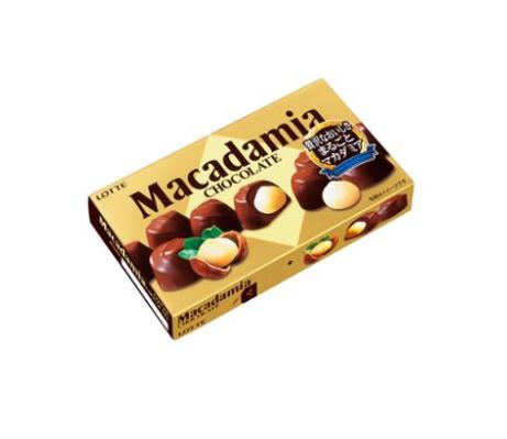 ロッテマカダミアチョコレート