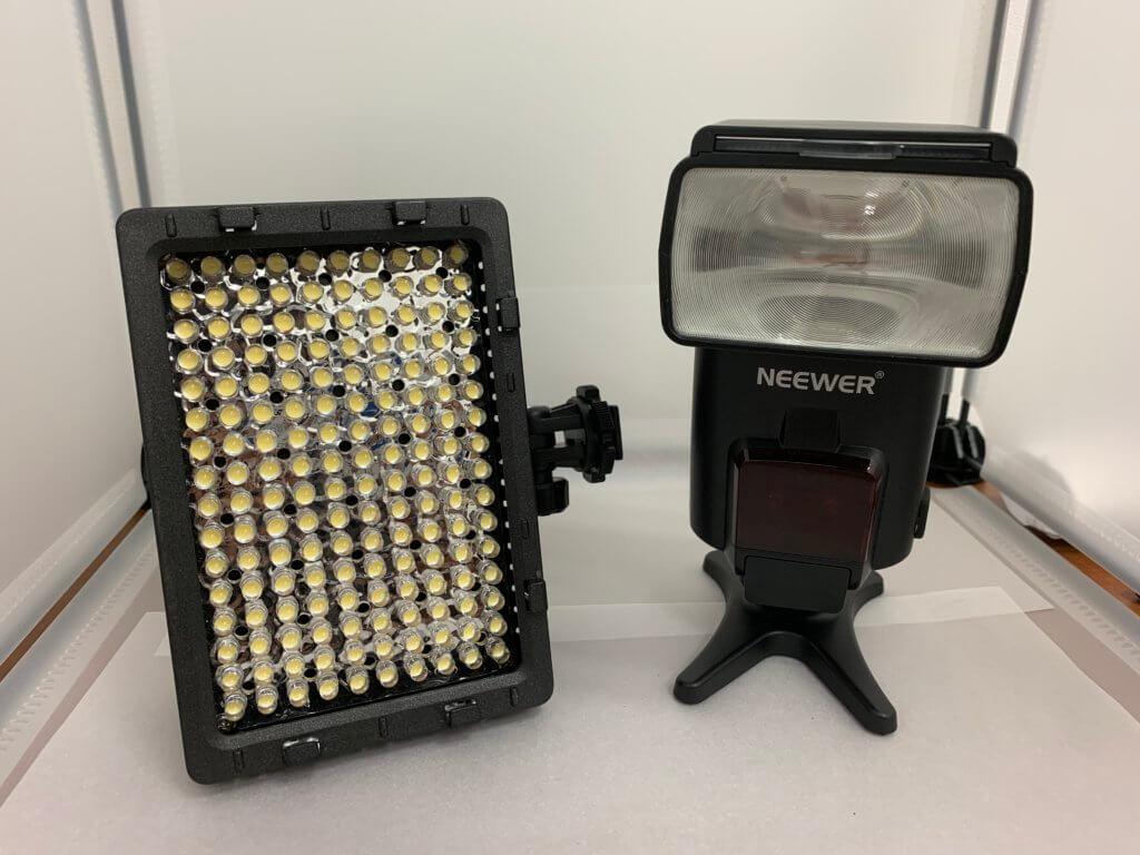 カメラ用ライト