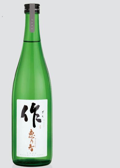 日本酒 作