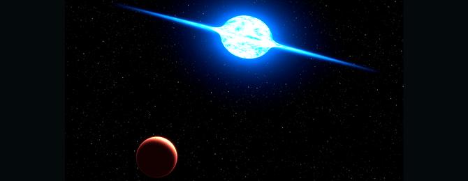 恒星VFTS102